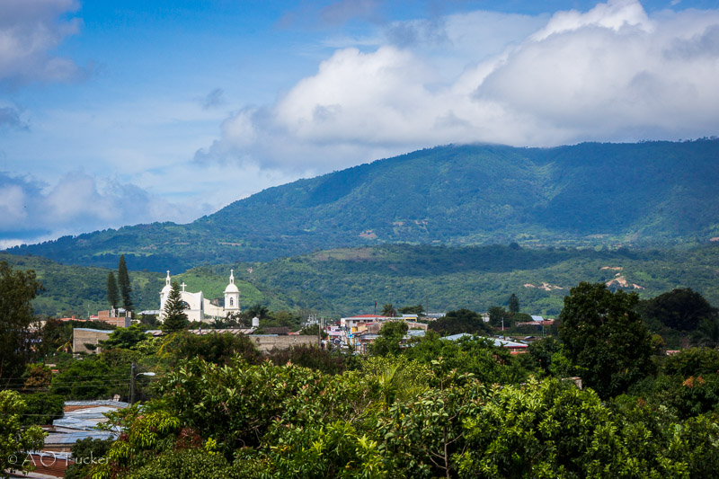 Esteli Vista With Cathedral - Gringo In Nicaragua Post