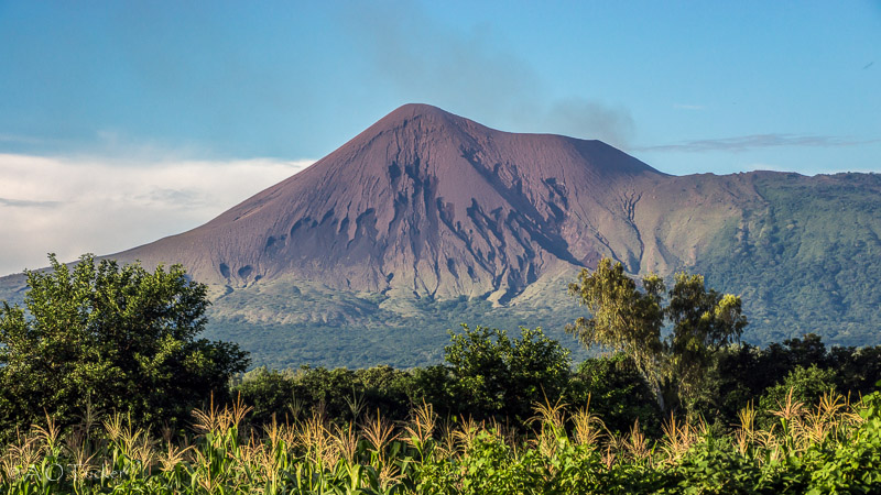 The Volcano Sleeps