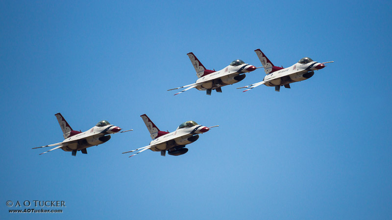 Thunderbirds TImes Four