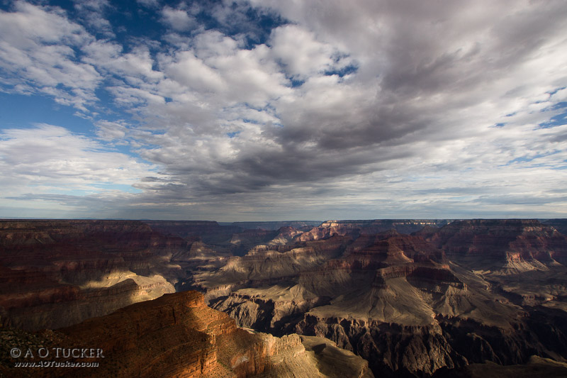 River Of Dark Clouds - Arizona Republic Weather Photo 08/13/2014 - Hopi Point post