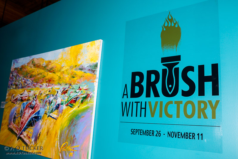 A Brush With Victory