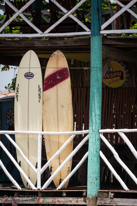 Las Penitas Dos Surf Boards