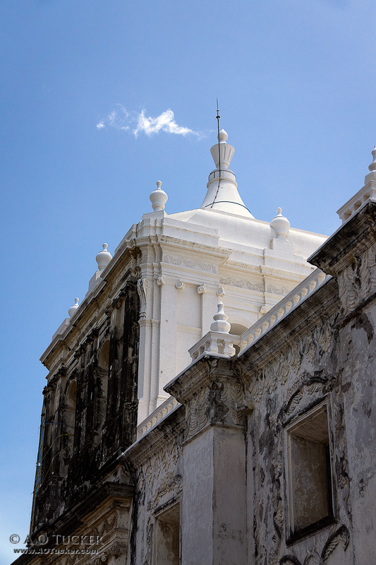 Cathedral Of Leon Restoration - Gringo In Nicaragua - Lake Managua - Leon - Las Penitas post
