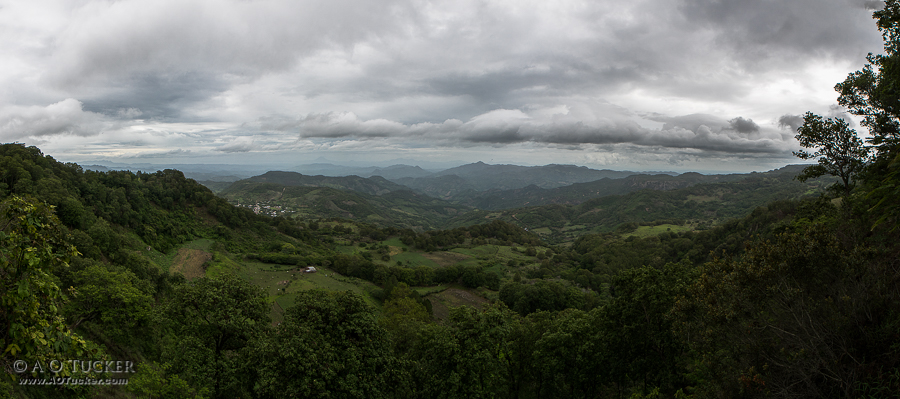 View From Don Luis - Tisey Estanzuela Natural Reserve