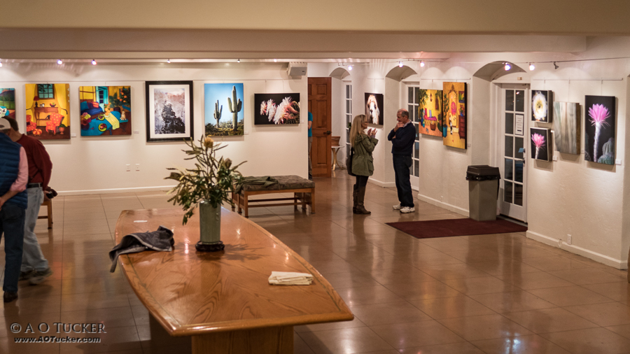 Olney Gallery Exhibit - Trinity Cathedral - Phoenix Arizona