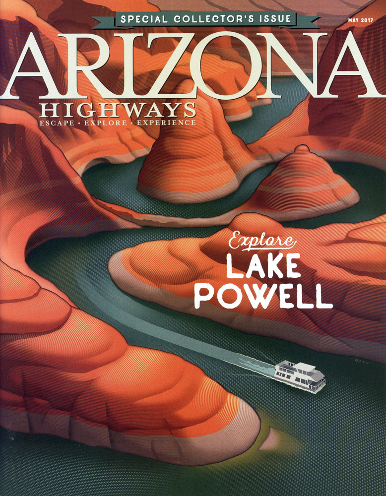 Arizona Highways May 2017 Issue