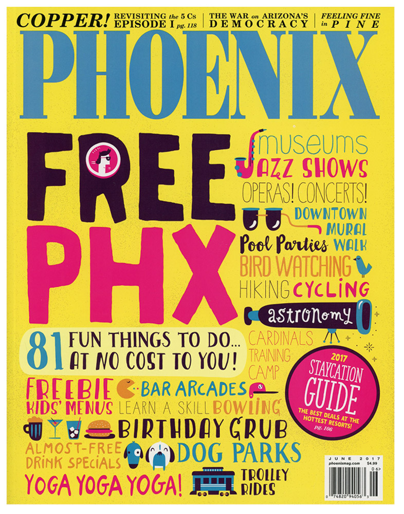 Phoenix Magazine June 2017 Issue